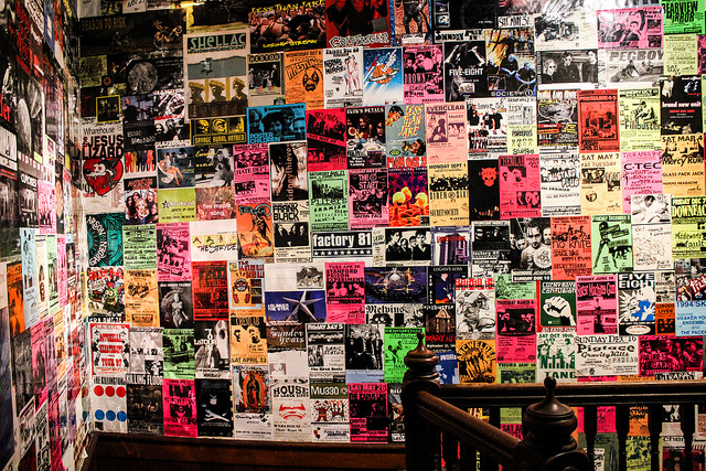Tuned In The Best Concert Posters Of March