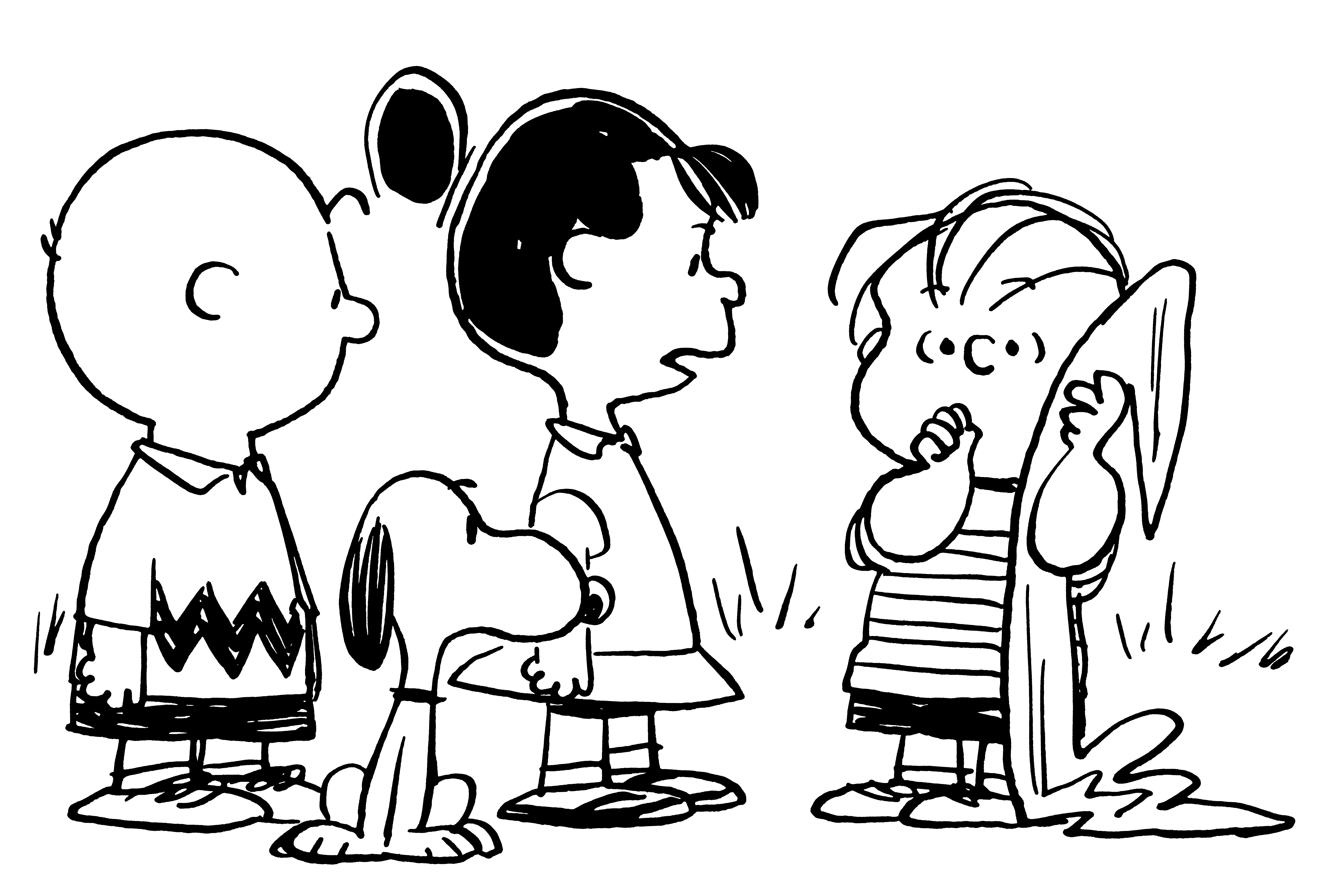Peanuts Comic 20 Themes that Make Peanuts Timeless   Threadless