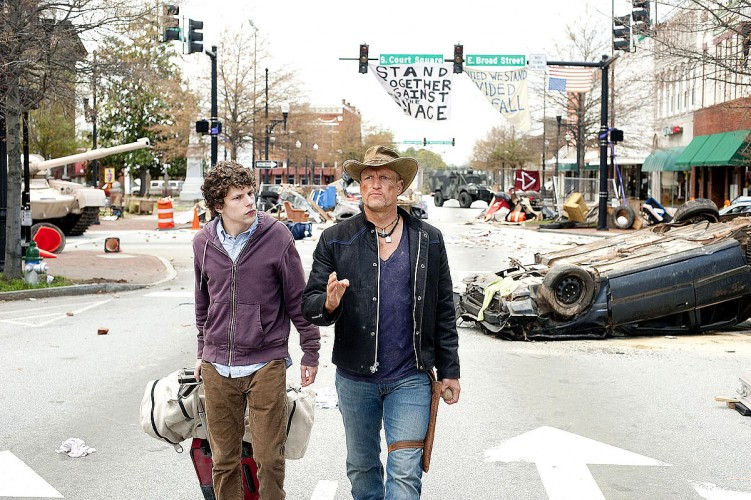 Zombieland (2009) Image courtesy of http://moviemorgue.wikia.com/