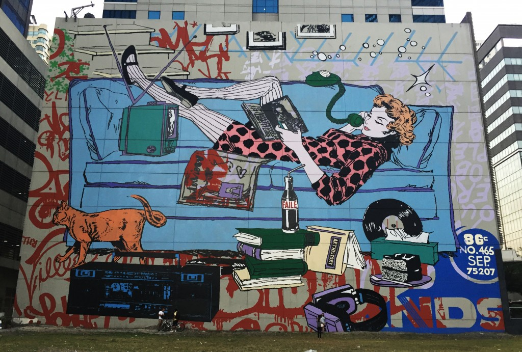 Spotted Art Taguig Phillippines Threadless Blog
