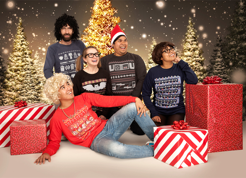 Where Did The Ugly Christmas Sweater Trend Even Come From