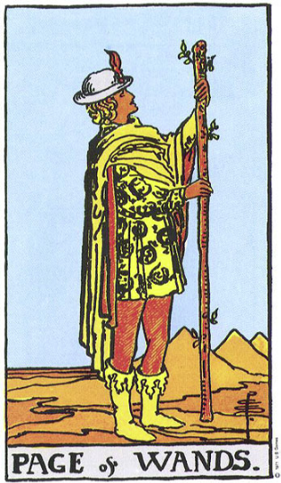 Pick A Card: A Tarot Reading For The Artist!