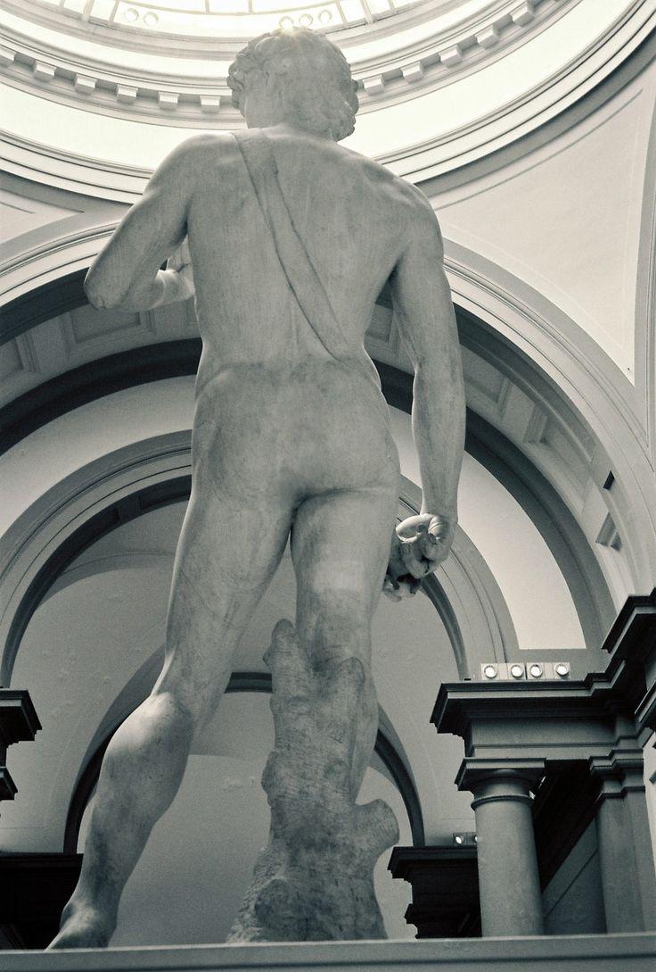 Brian Cook statue