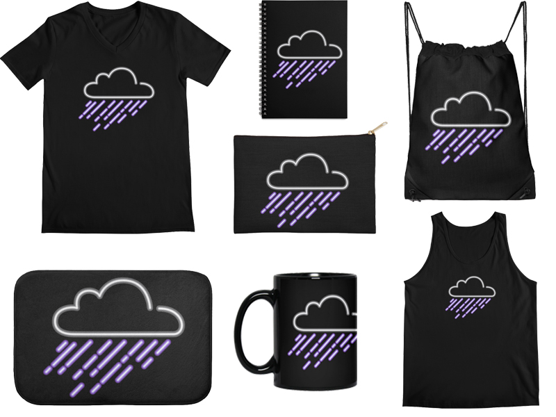 Purple rain products