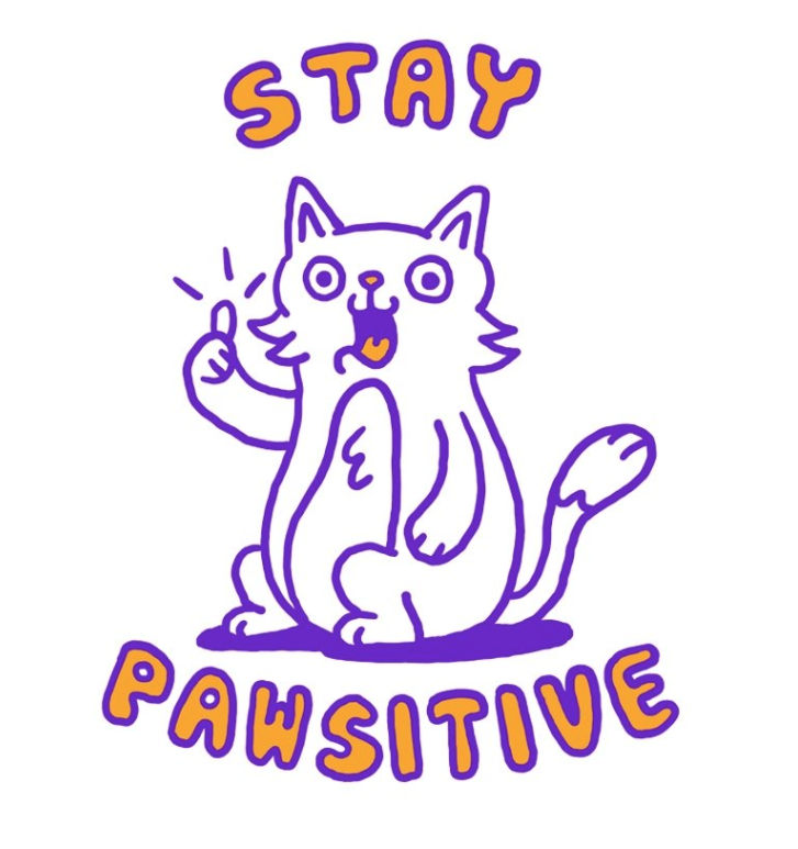 Stay Pawsitive Puns Challenge winner