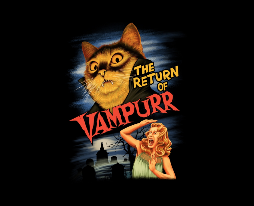 Return of the Vampurr