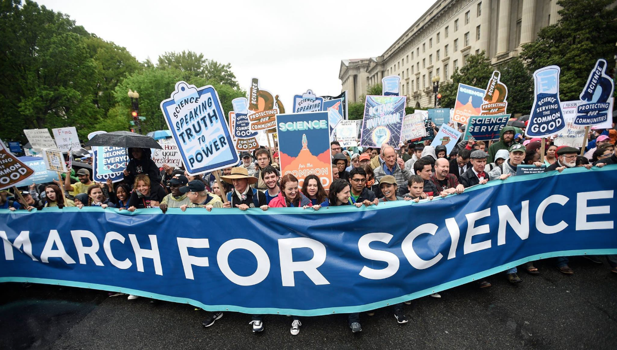 March for Science DC