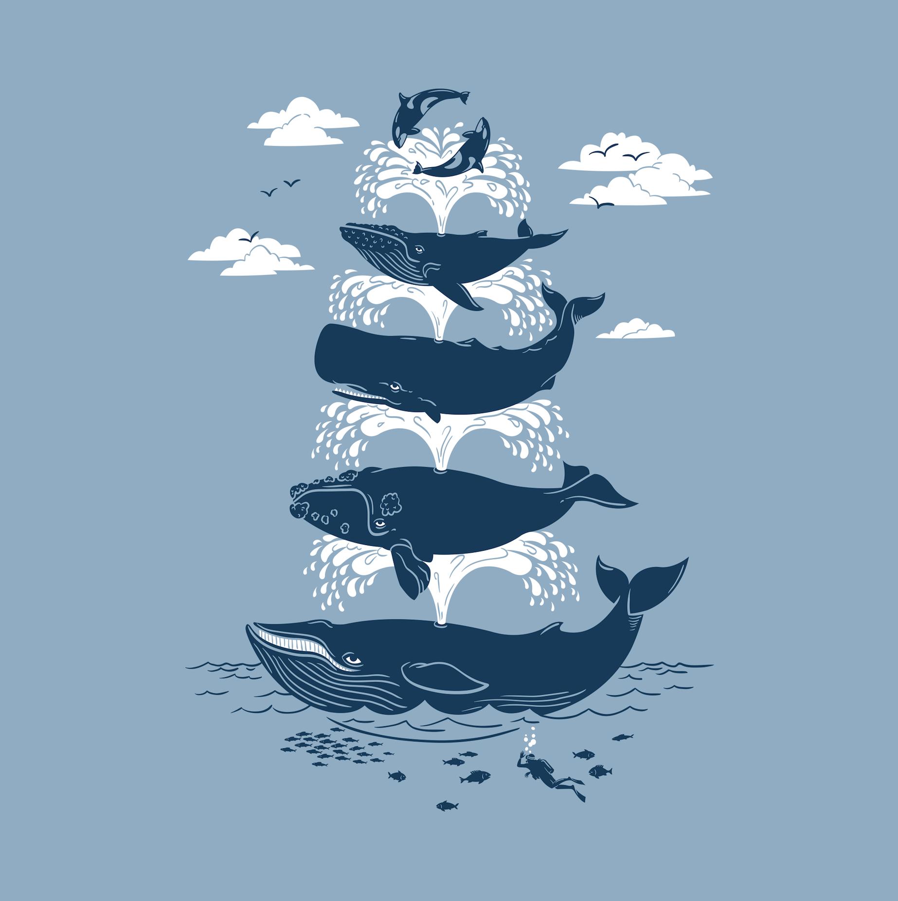 Whale design