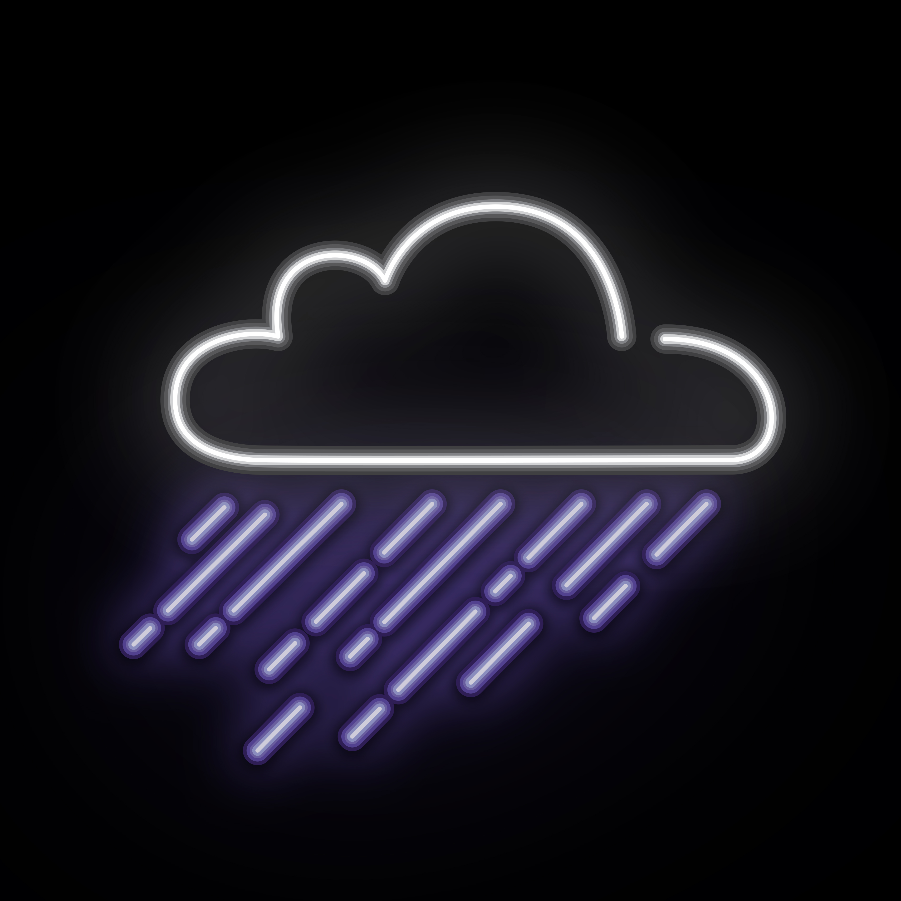 Most popular designs of April - Purple Rain
