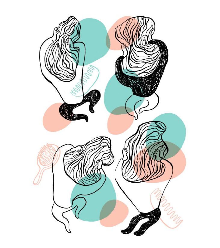 Mari Ahokoivu - Bad Hair Day