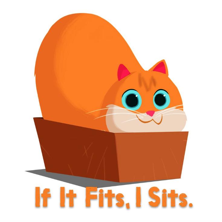 Hosico design - if it fits I sits