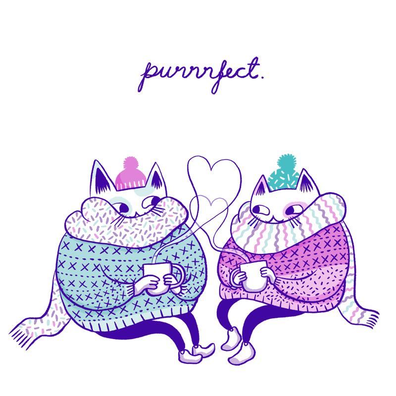Mari Ahokoivu - Purrrfect Friend