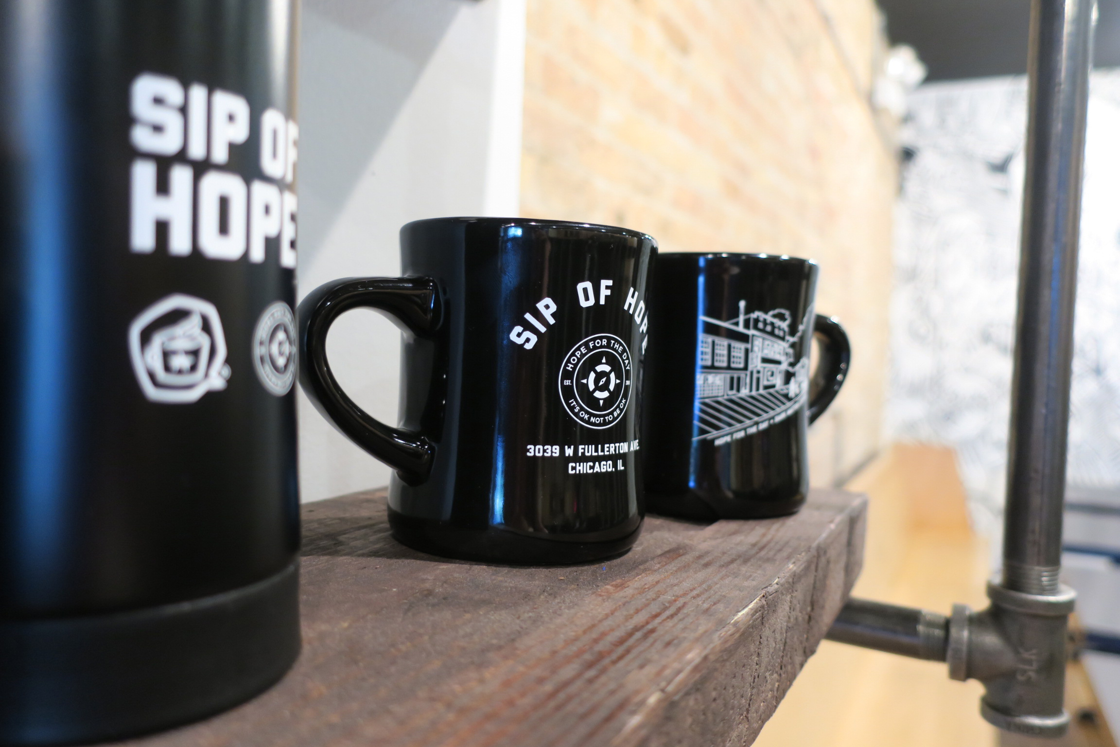 Sip of Hope - mugs.