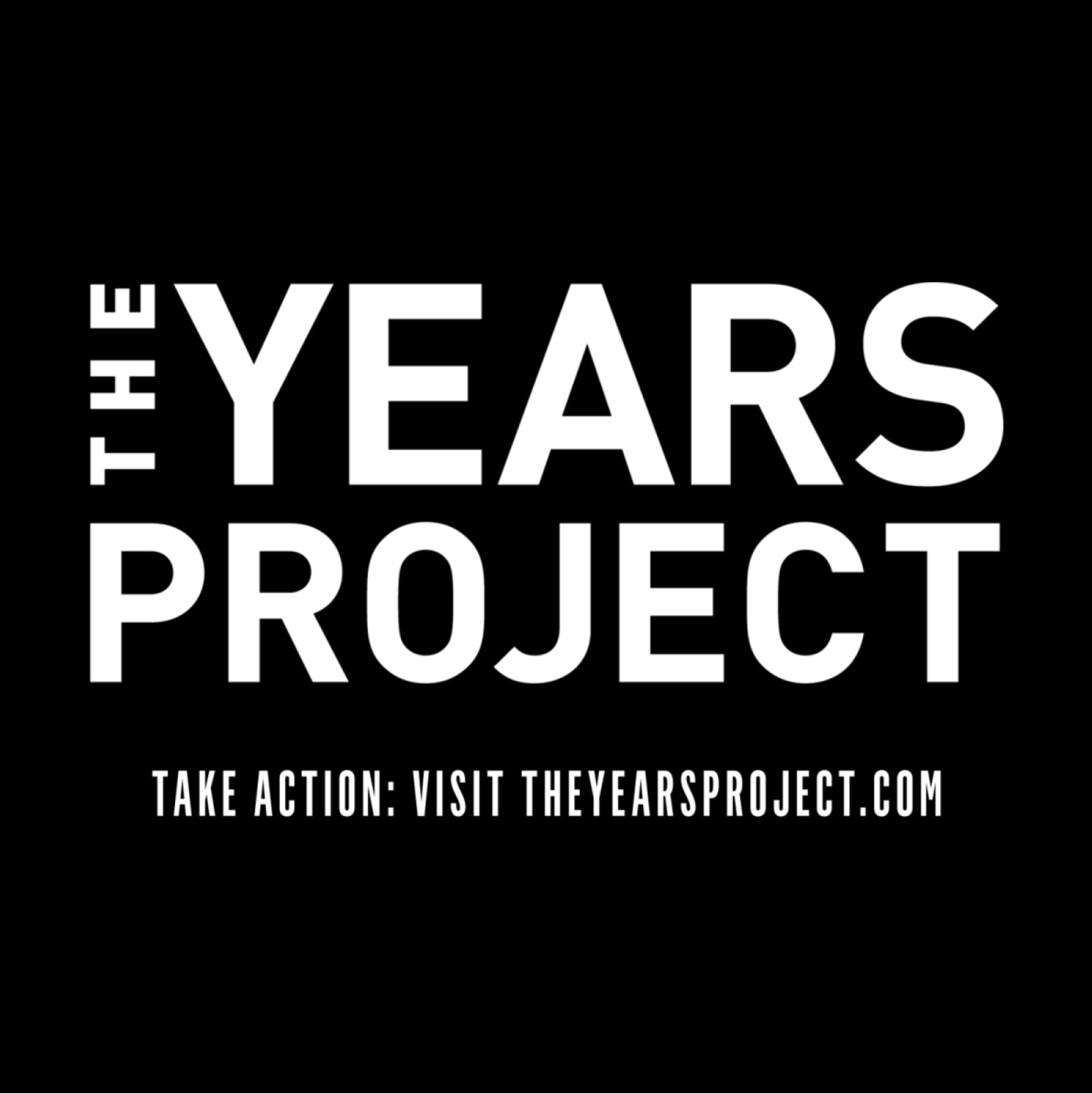 The Years Project - main logo design.
