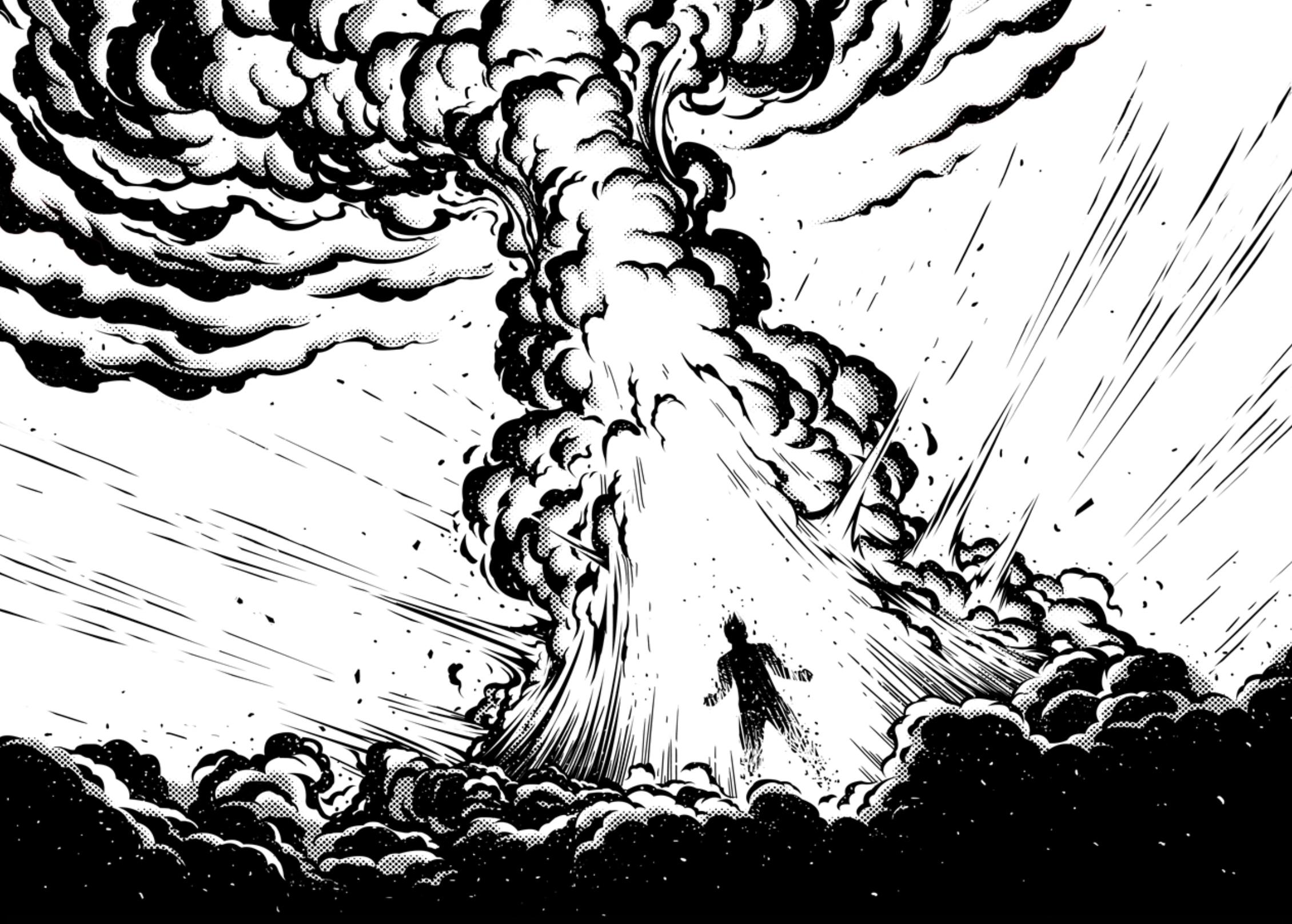 Surrealism 2 winner - Explosion