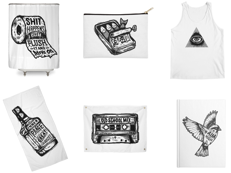 Juanita Garcia tattoo style - Artist Shop