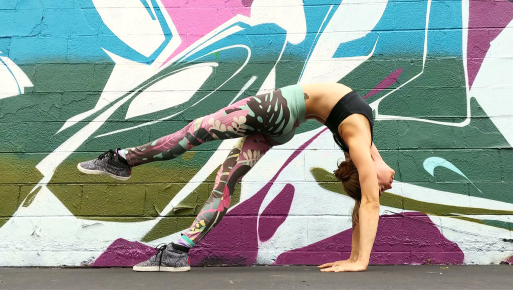 f11eeb21f5733 Yoga and traditional art actually have a lot in common. They're both art  forms that take skill, dedication, and can make people do a ...