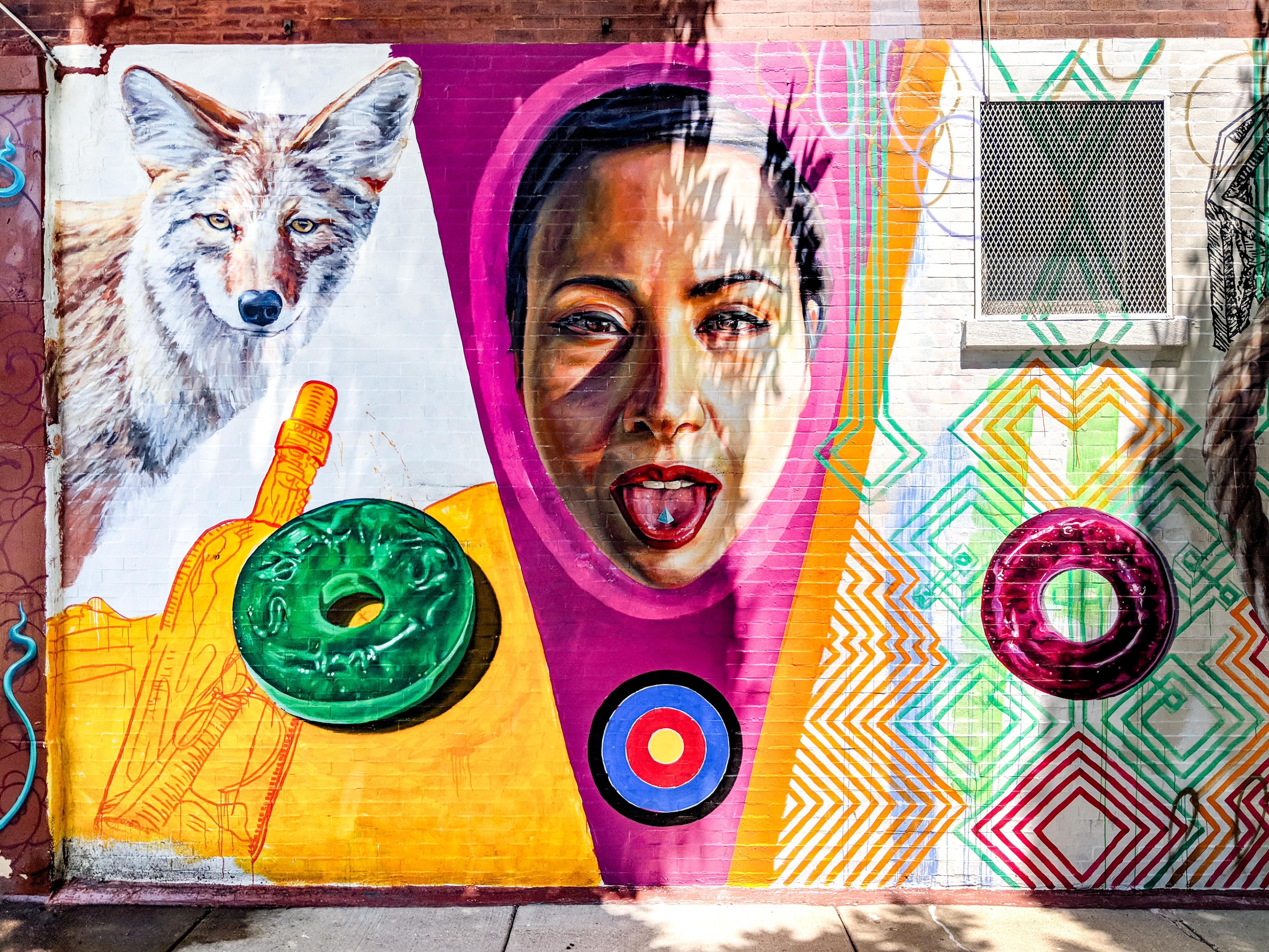 Jeff Zimmermann mural