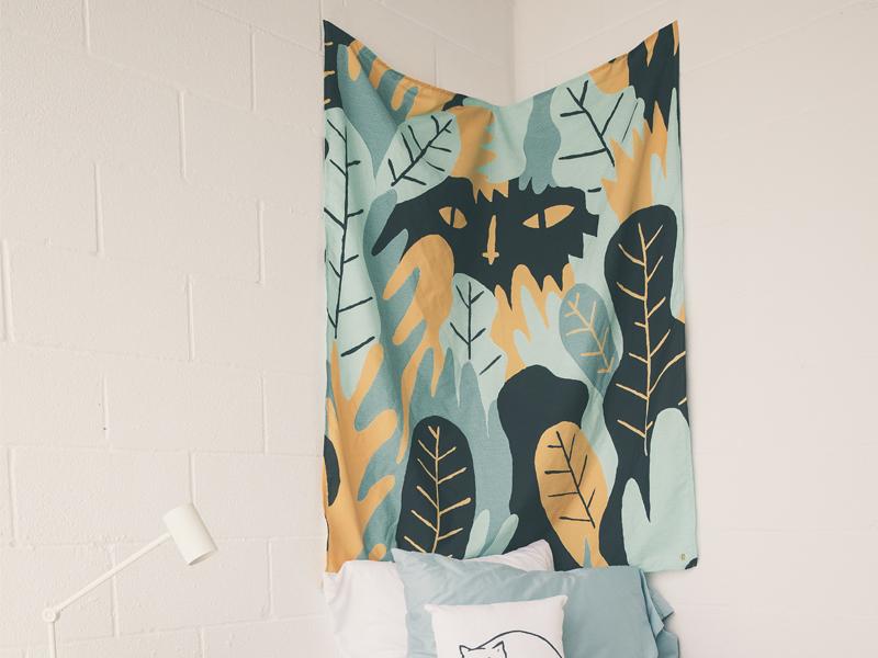 Creative decor - tapestries