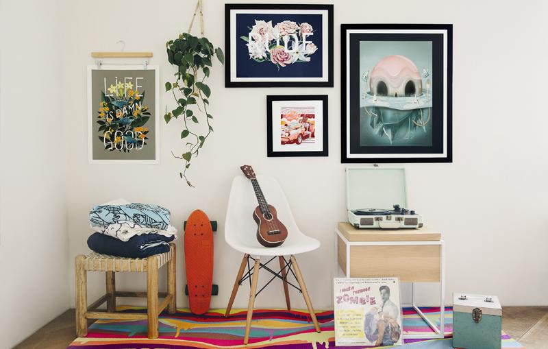 Creative decor - wall art