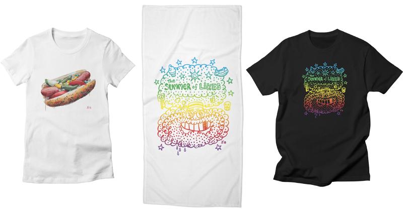 Jeff Zimmermann's Artist Shop products