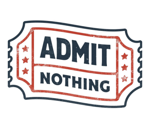 Puns - Admit Nothing