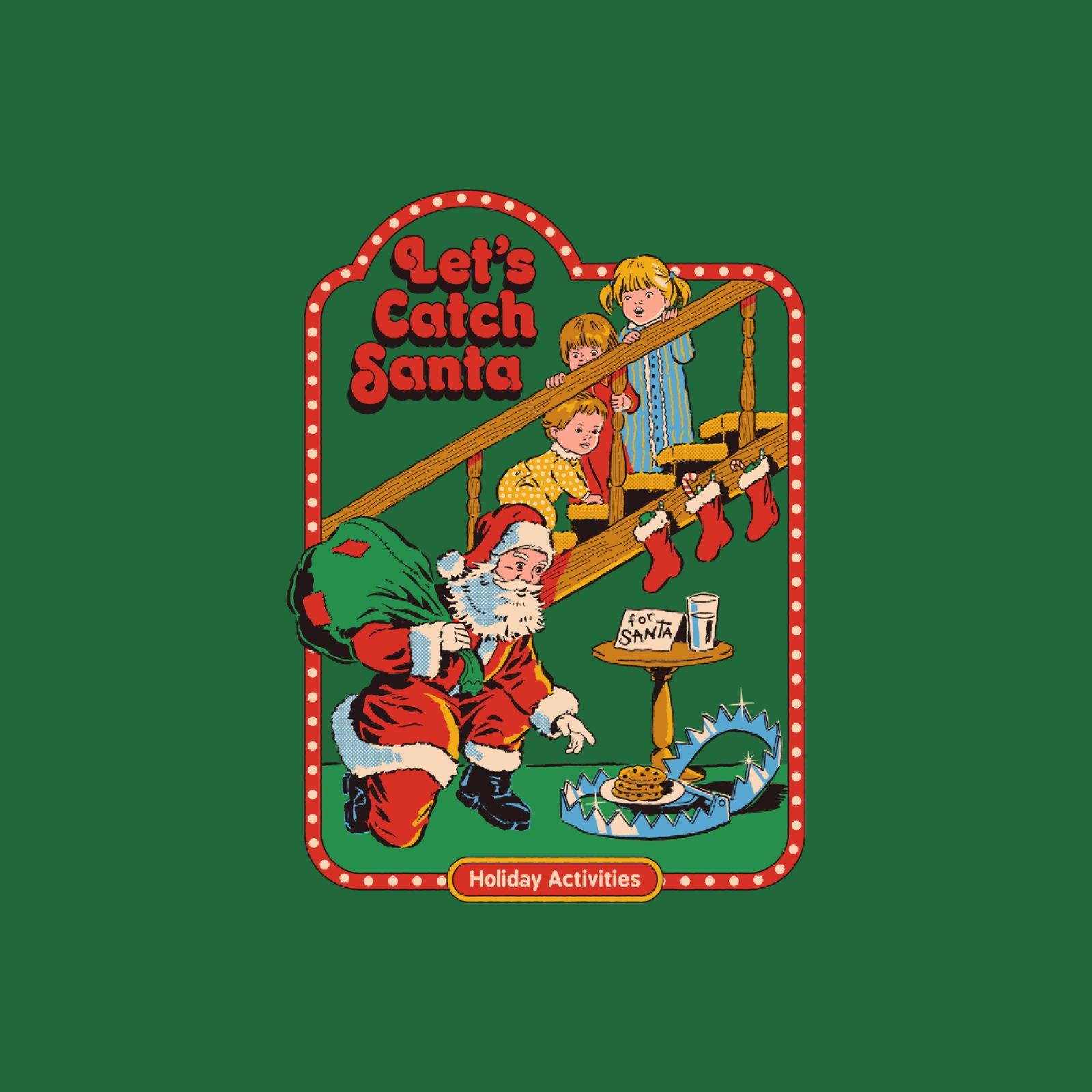 Let's Catch Santa