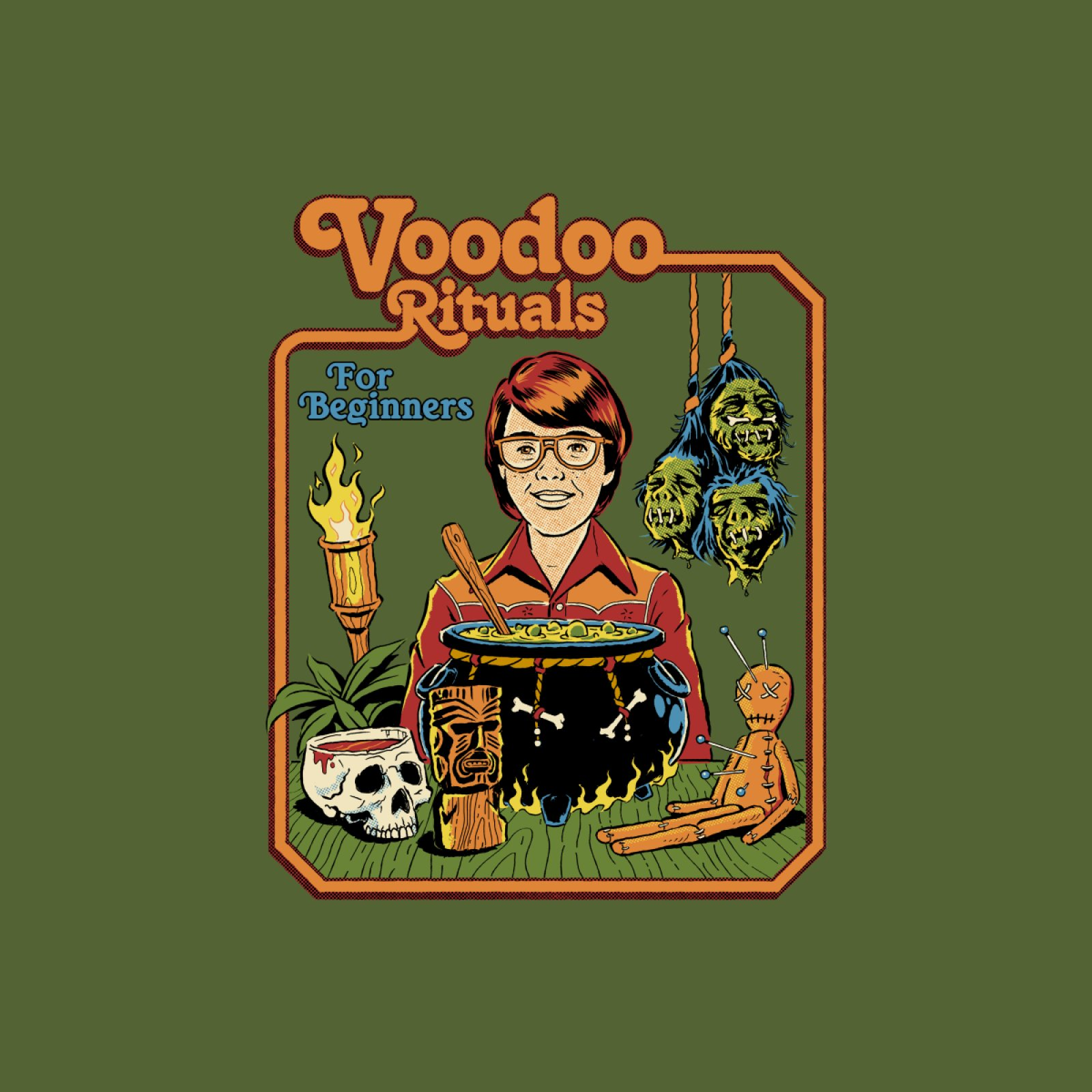 Voodoo Rituals for Beginners