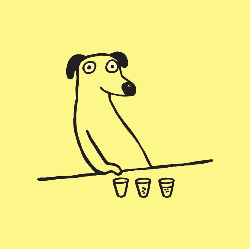 Dog designs - Dog Drunkard