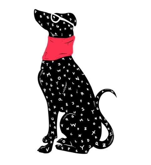 Dog designs - Dog Alphabet