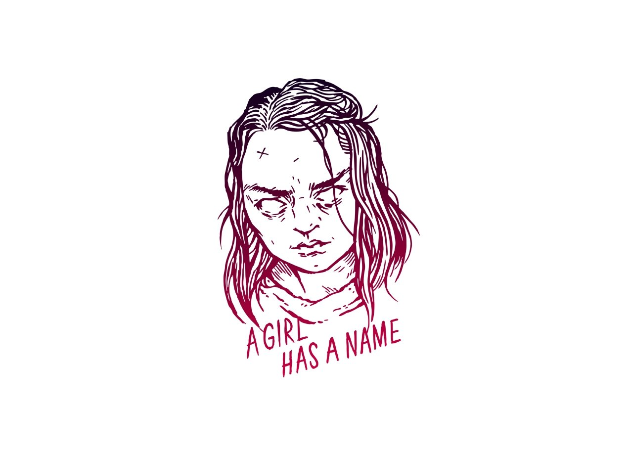 """A Girl Has a Name"""