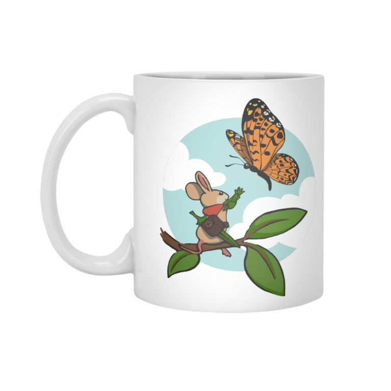 Polyarc's mug design