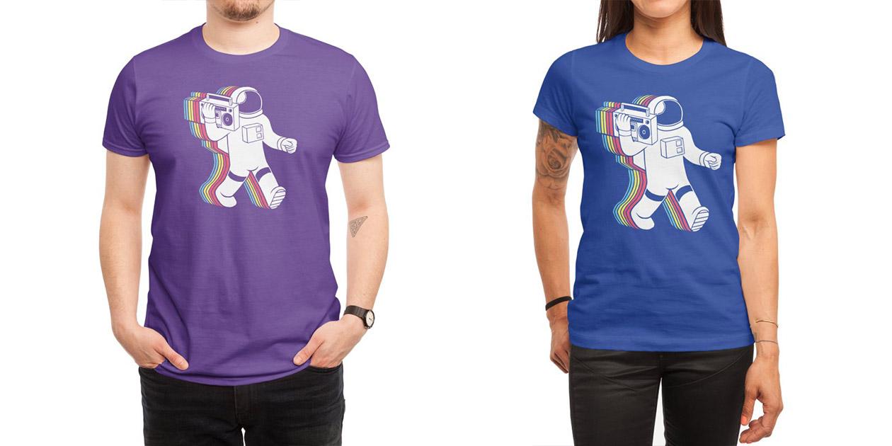 """Funkalicious"" Men's Shirt and Women's Shirt by Christopher Golebiowski"