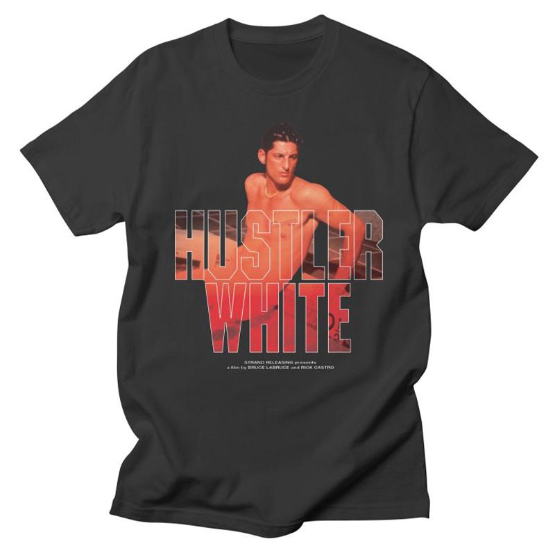 """""""Hustler White"""" Men's Regular T-Shirt by Bruce LaBruce"""