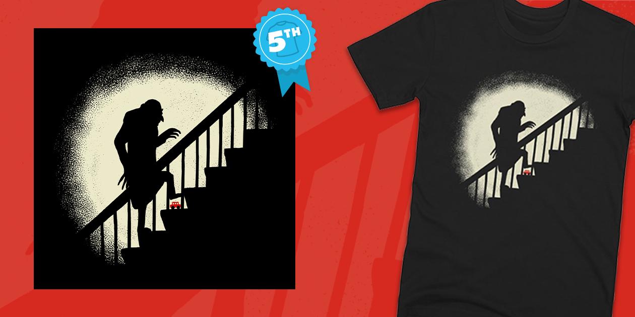 """Design Challenge Winner: """"Oh, The Horror!"""" by RodrigoBHZ"""