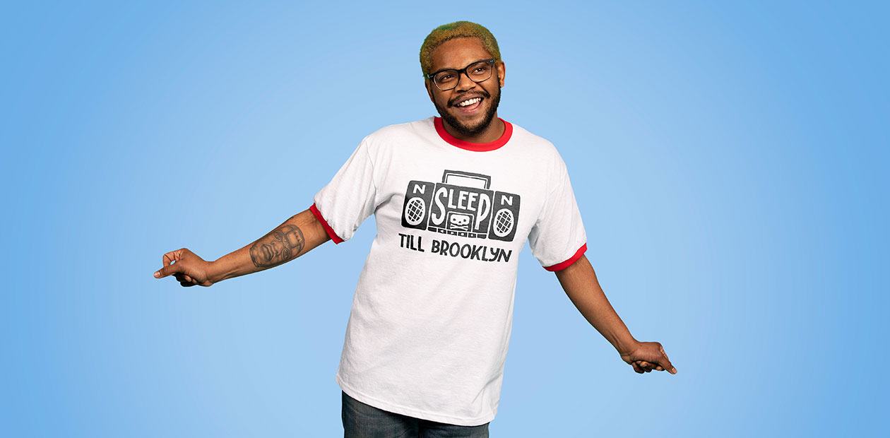 """""""Retro Radio"""" Men's Ringer T-Shirt by BullyandBunny"""